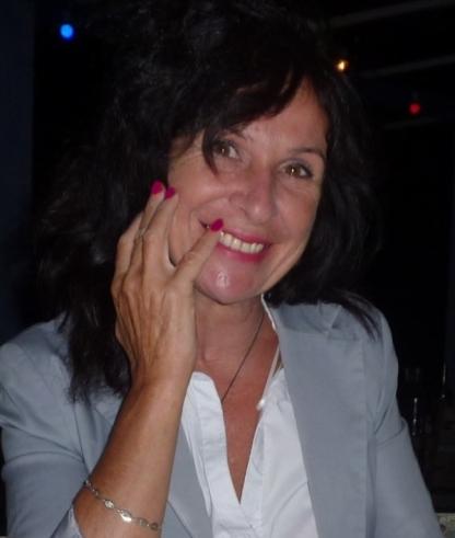 Béatrice Monge, professeur de français