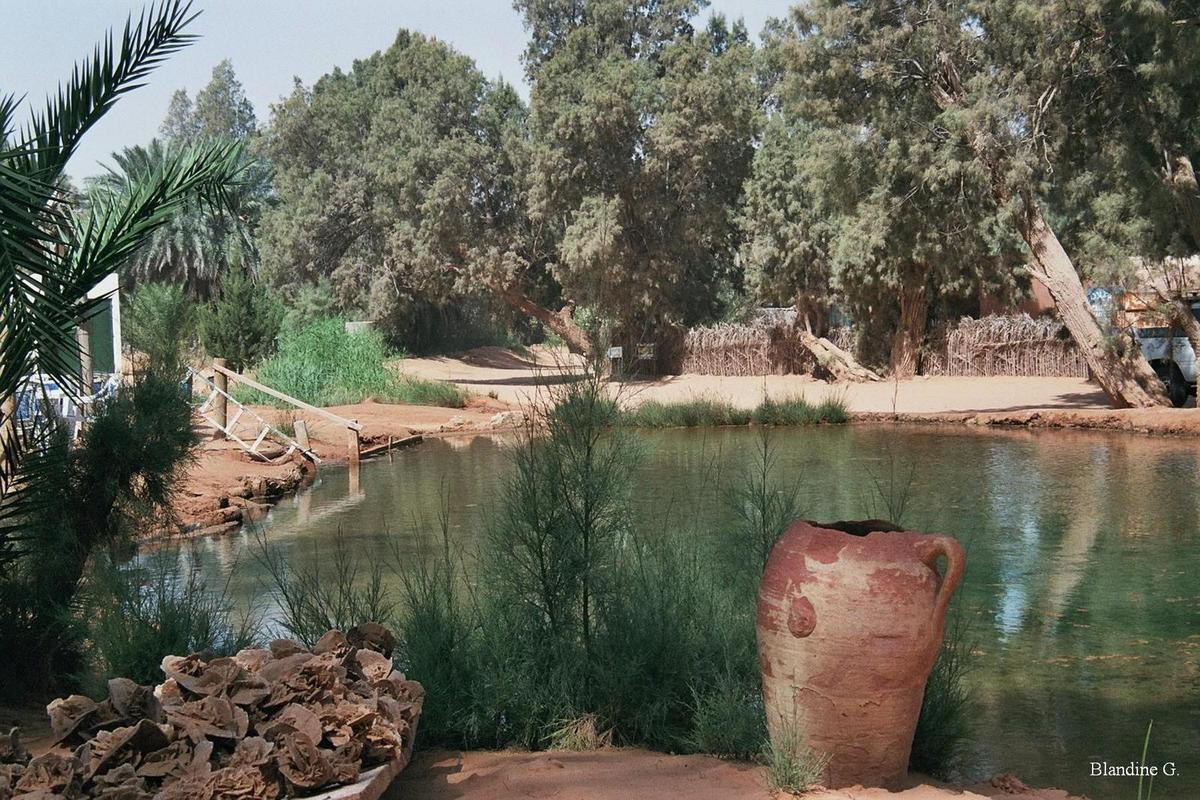 L'oasis de KsarGhilane