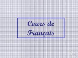 Reprise des cours de français à Montpellier ou par Skype