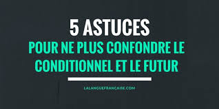 Le futur et le conditionnel, comment  bien les orthographier ?