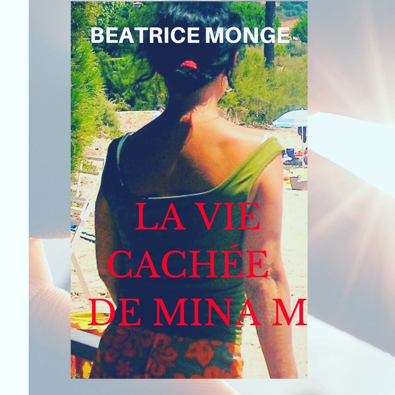Photo de dos jeune femme pour couverture de La vie cachée de Mina M