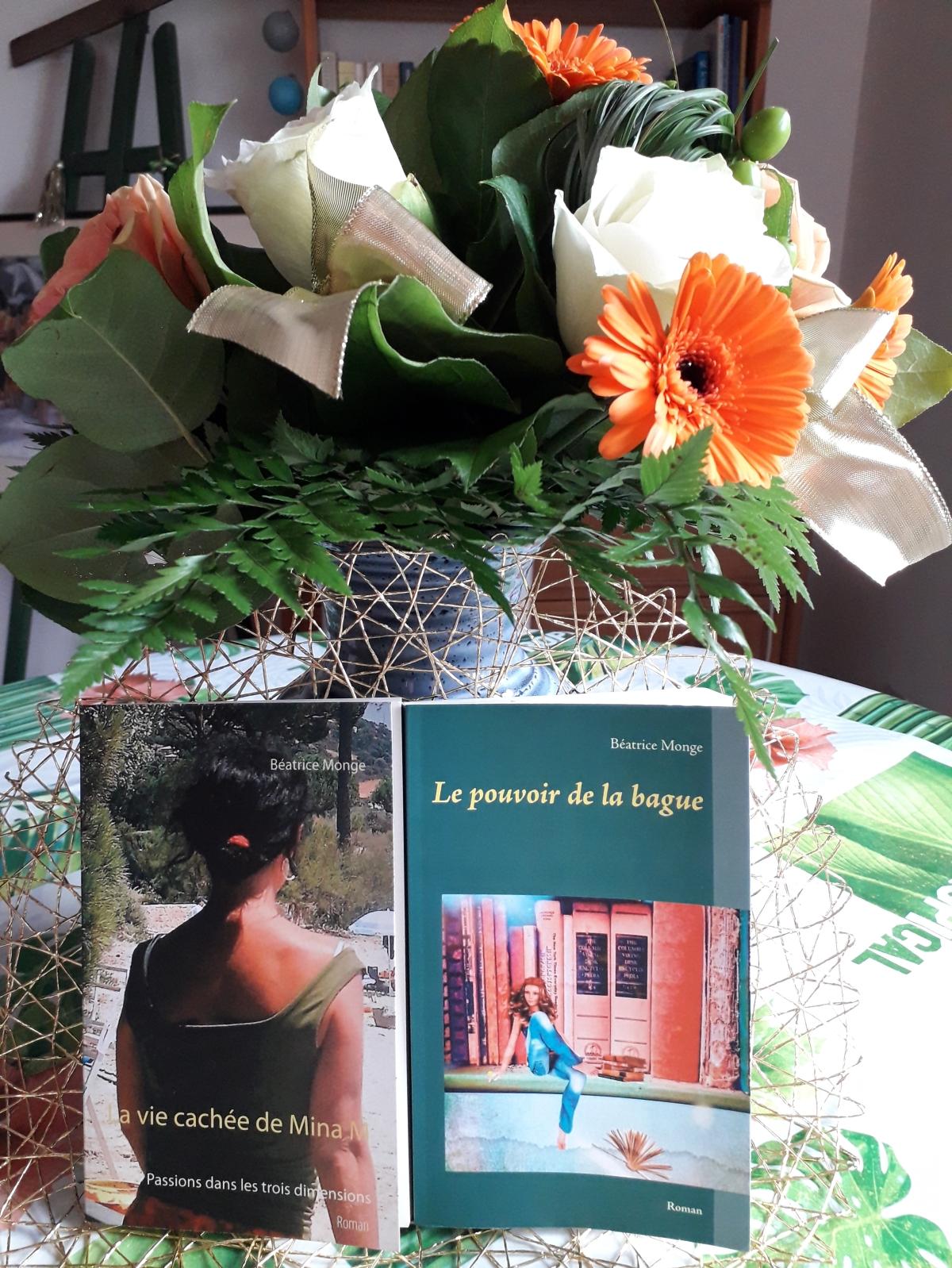 Des lectures qui font du bien «LE POUVOIR DE LA BAGUE» et «LA VIE CACHEE DE MINAM».