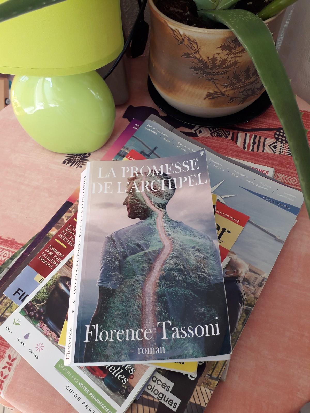 La promesse de l'archipel de FlorenceTassoni