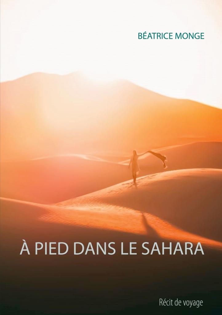 À pied dans le Sahara. Mon récit de voyage dans le Grand Erg oriental.